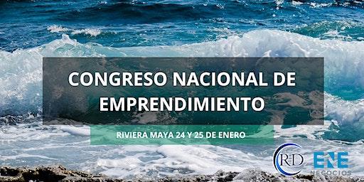 Congreso Nacional de Emprendimiento - Riviera Maya