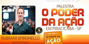 Treinamento - O PODER DA AÇÃO em Piracicaba 4a. Edição