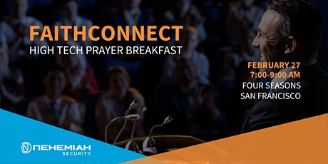 FaithConnect - High Tech Prayer Breakfast tickets