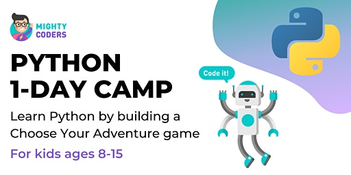 Python 1-Day Camp