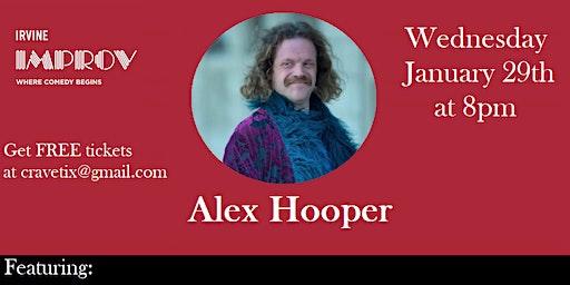 Free Comedy @ Irvine Improv 1/29!