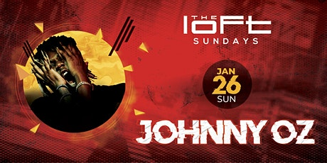 Loft Sundays Presents: JOHNNY OZ tickets