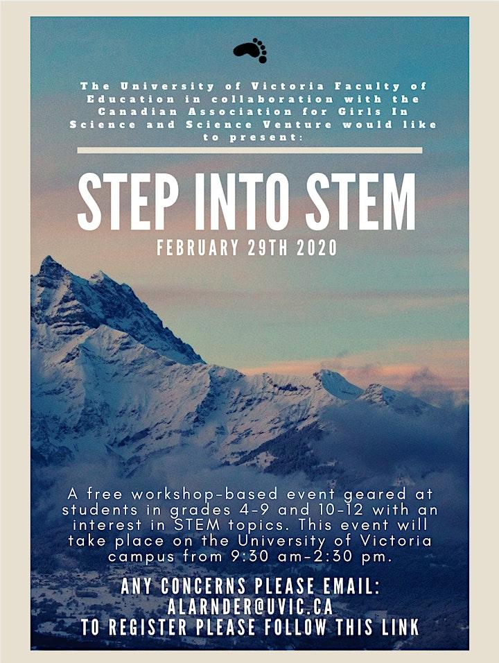 Step Into Stem image