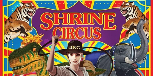 Shrine Circus 2020 - Roseburg, OR