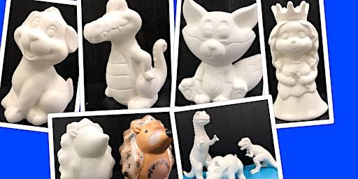 """Paint & Go Open Ceramics"" (5yrs+)"