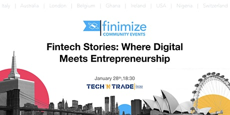 Fintech Stories: Where Digital Meets Entrepreneurship tickets