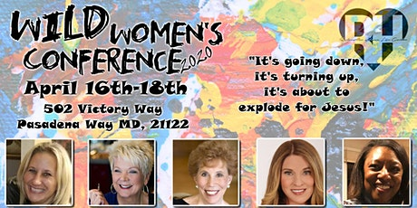 Wild Women's Conference 2020 tickets