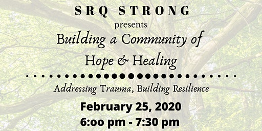 Building a Community of Hope and Healing