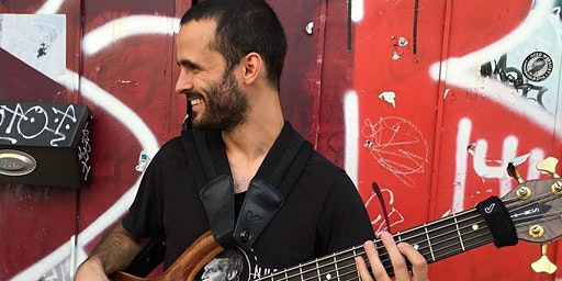 Live Music at The Cider Farm with Josh Cohen