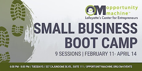 Small Business Boot Camp 2020 tickets