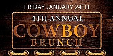 COWBOY BRUNCH @ THIRSTY HORSE SALOON