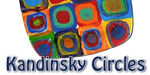 Ceramics & Cookies: Kandinsky Circles