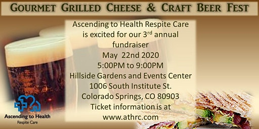 Colorado Springs Grilled Cheese and Craft Beer Fest