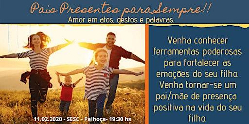 Workshop: Pais Presentes para Sempre!