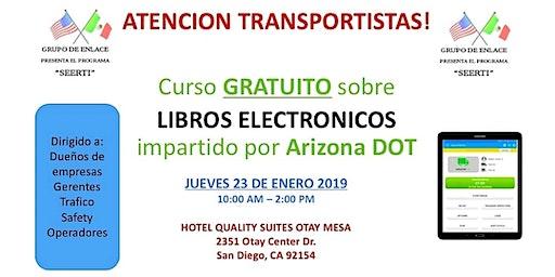 CAMBIO DE FECHA! CURSO LIBROS ELECTRONICOS