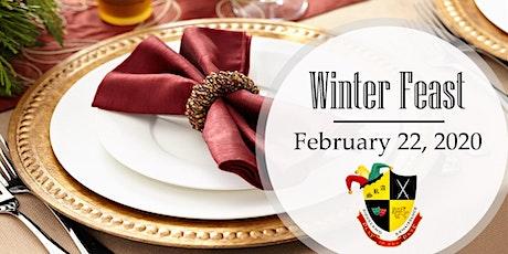 2020 Winter Feast Fundraiser tickets