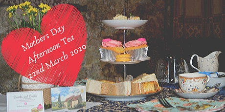 Mothers Day Afternoon Tea within historic magical venue tickets