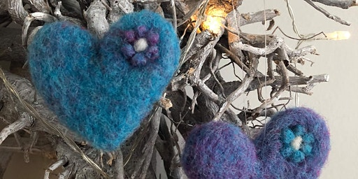The Weston Collective Well-Being Event - Needle Felting Workshop