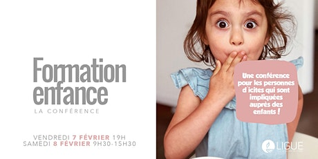 Formation enfance tickets