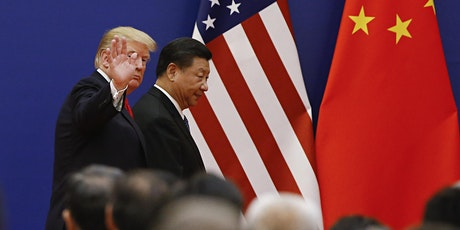 U.S.-China 2020: A Year of Living Dangerously tickets