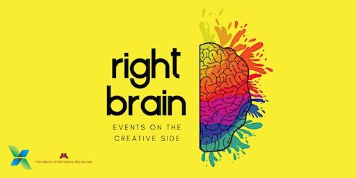 Right Brain: LIVE music feat. Luke Callen