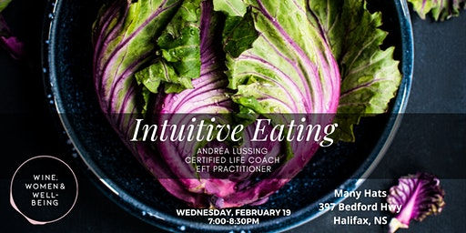 Intuitive Eating: Halifax