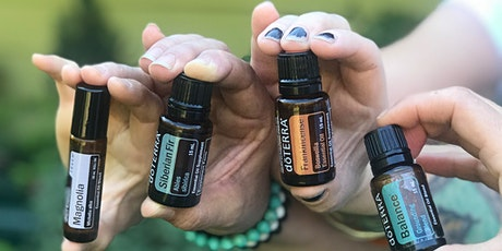 Essential Oils for Everyday Wellness tickets
