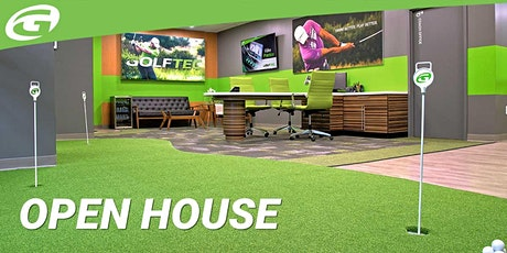 GOLFTEC Greenville Open House tickets