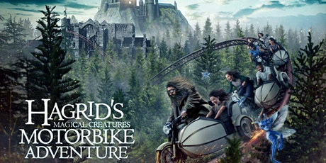 CFL SWE *Exclusive Event at Hagrid's Magical Creatures Motorbike Adventure tickets