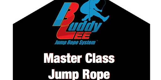 Buddy Lee Master Class Jump Rope Course-Switzerland!!