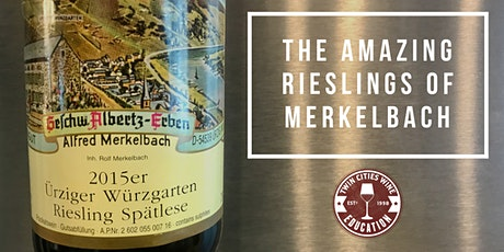 The Amazing Rieslings of Merkelbach tickets