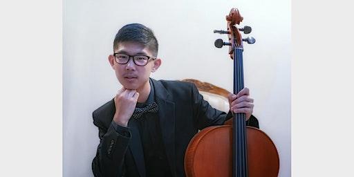 Positive Motions Concert Series | ETHAN ZHANG Solo Recital