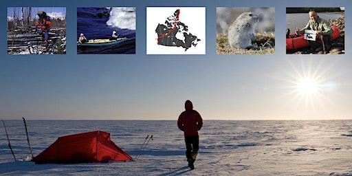 "John Dunn  ""Journey North"" Expedition Presentation, Prince George"