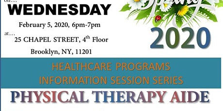 FREE CITYTECH HEATHCARE PROGRAMS INFORMATION SESSION SERIES tickets