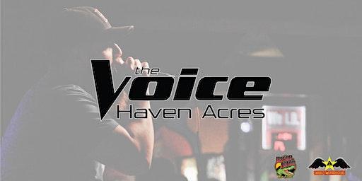 The Voice Haven Acres - Round 1