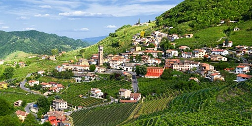 SOLD OUT - Tasting Tour of Italy - Oakridge