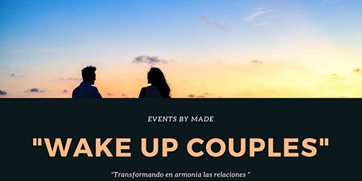 Wake Up Couples- Events by Made