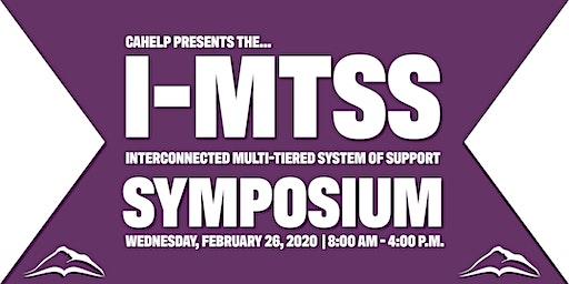 2020 I-MTSS Symposium