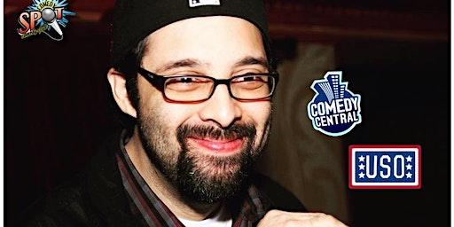 Carlos Rodriguez at The Comedy Spot