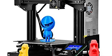 Intro to 3D Printing tickets