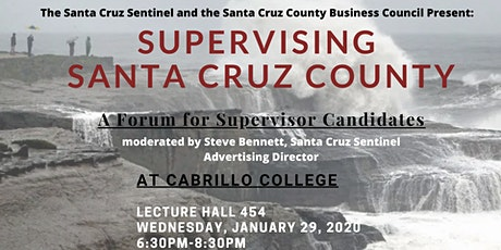 Supervising Santa Cruz County tickets