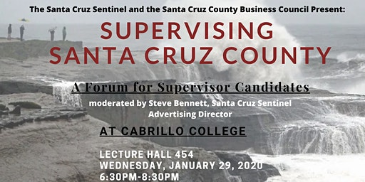 Supervising Santa Cruz County