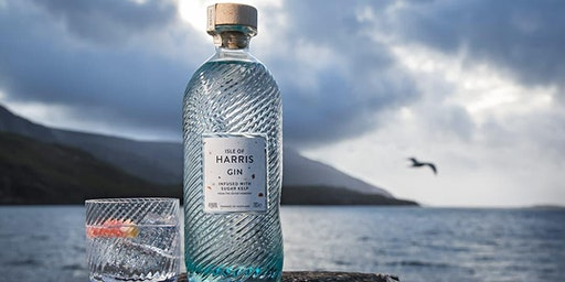 Isle of Harris Gin - A Night with 3 Session Street