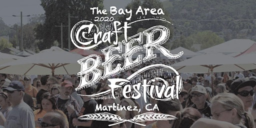 Bay Area Craft Beer Festival - April 18, 2020