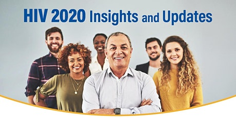 HIV 2020 Insights  and  Updates tickets