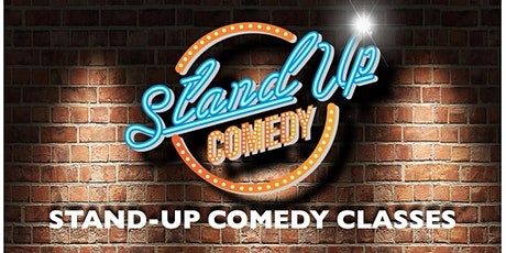 Stand-up Comedy Class tickets