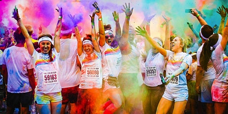 "Ursuline ""I'm A Banker"" Presents: 5K Colour Run tickets"