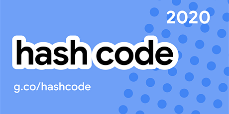 Google Hashcode @ 42 Silicon Valley Hub tickets