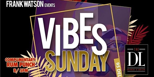VIBES SUNDAY: MLK WEEKEND DAY PARTY