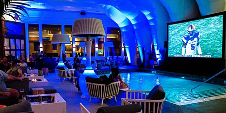 SUPERBOWL Pool Party at Hotel Arts tickets